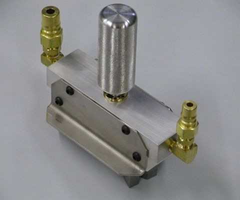 Completed Coupler
