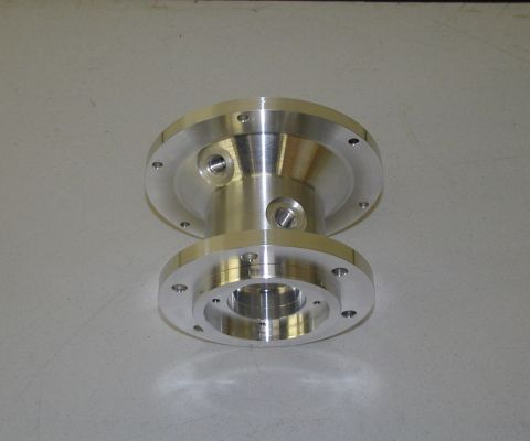 Aluminum Spool
