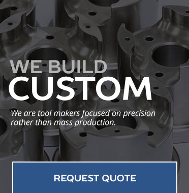 We Build Custom