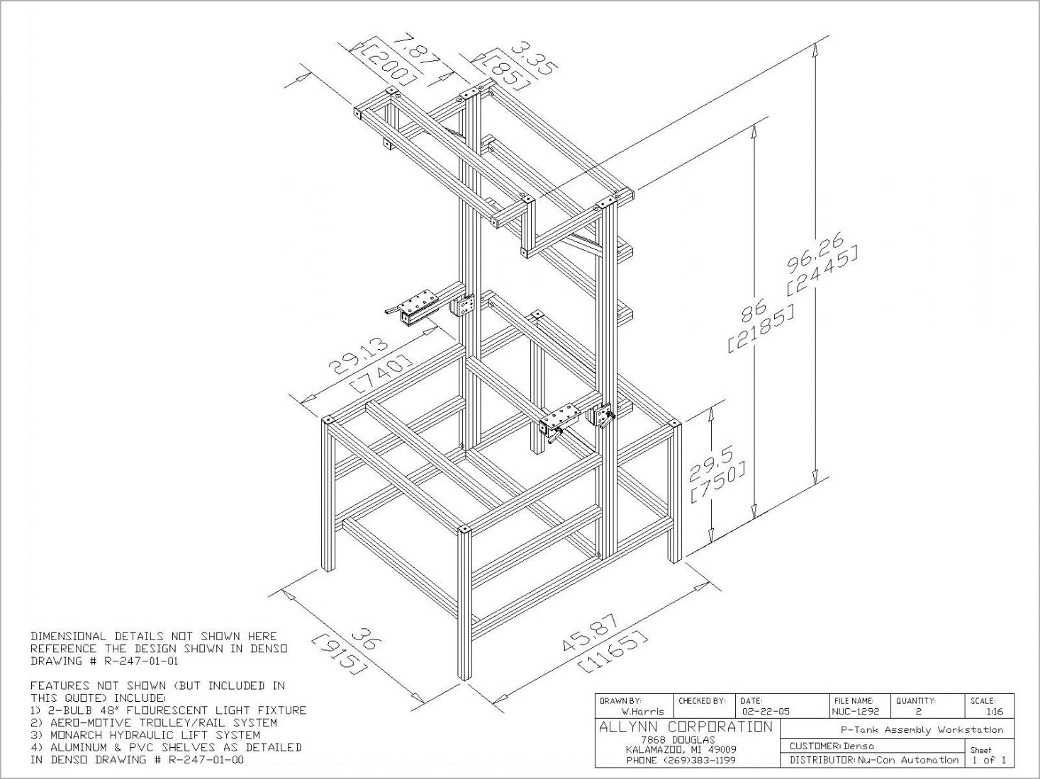 tank drawing reference gdlawct Forklift Parts Diagram tank meeting workstation nuc 1292 allynn